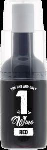 Merlot wijn Cup flesje 0,187,5ml