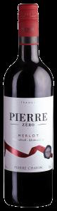 Piere zero merlot alcoholvrije wijn 75 cl fles