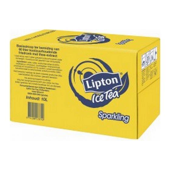 Lipton Icetea sparkling Postmix Doos 10 Liter