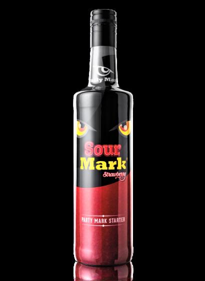 Sour Mark Strawberry fles 70cl