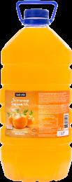 Sinaasappel Limonade siroop 5 liter
