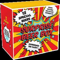 Surprise Bierbox 12 stuks