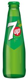 Seven up 7up krat 28x20cl frisdrank