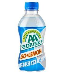AA drink ISO Lemon Doos 24x33cl
