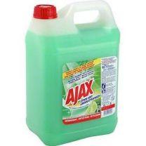 Ajax Allesreiniger Schoonmaakmiddel Limoen Can 5 Liter