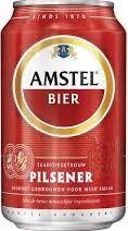 Amstel bier Blikjes van 330ml
