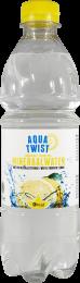 Aqua Twist Mineraalwater Citroen 6x50cl