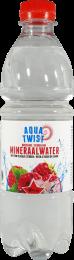 Aqua Twist framboos pet 12x50cl