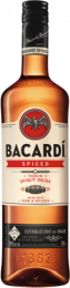 Bacardi Spiced 1 Liter