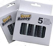 Beer Buddy Co2 Capsules 5 Stuks