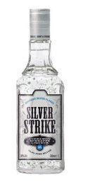Bols Zilverstrike fles 50cl