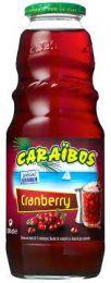 Caraïbos Cranberry fles 1 Liter