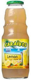 Caraïbos Lime juice fles 1 liter