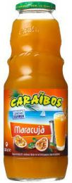 Cocktail sap Caraïbos Maracuja fles 1 liter