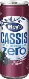Hero Cassis Light tray 24x25cl
