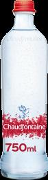 Chaudfontaine Sparkling Tafelwater Krat 6x750ml Glas