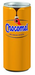 Goedkoop Chocomel Blikjes tray 24x25cl