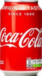 Coca Cola Blik 330ml
