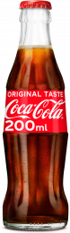 Coca Cola Glas Krat 24x200ml