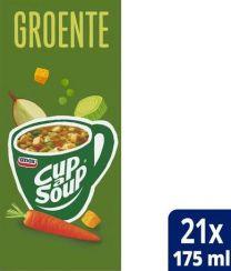 Cup a soup Groente