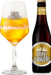 De Koninck Triple d Anvers Krat