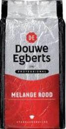 Douwe Egberts Professional Melange Rood 1 KG