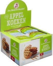 De Molen Appelkoek doos 28x50gr