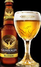 Grimbergen Blond fles 33cl