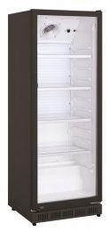 Horeca glasdeur koeling hoog 360 Ltr