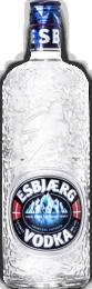 Esbjaerg Vodka fles 1 liter 40%
