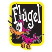 Flugel Doos 40 x 2 cl 10%alc PET flesjes voor evenementen