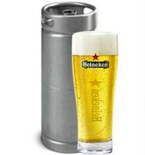 Heineken bier fust 20 liter david tapsysteem