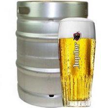 Jupiler bier fust 50 liter