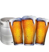 Konrad Biologisch bier fust 15 Liter