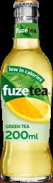 Fuze Tea Green Krat 24x200ml Glas