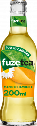 Fuze Tea Mango Chamomile Krat 24x200ml Glas