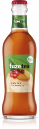Fuze tea Black tea Peach krat 24x20cl