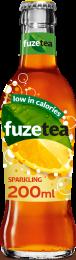 Fuze Tea Sparkling Krat 24x200ml Glas