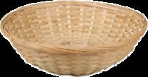 Geschenkmand Bamboe rond 22cm
