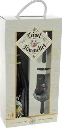 Tripel Karmeliet met 2 Glazen in Geschenkdoos.