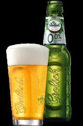 Grolsch alcoholvrij 0.0% krat 24x30 cl