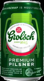 Grolsch Bier Blik tray 24x33cl