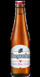 Hoegaarden Rosé bier 30cl 4,5% alc.