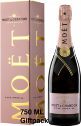 Moet & Chandon Rosé Imperial 750ml Giftbox