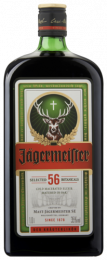 Jägermeister fles 1 Liter