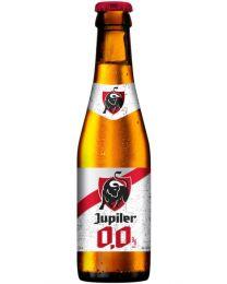 Jupiler pilsener alcoholvrij 0.0 krat 24x25cl