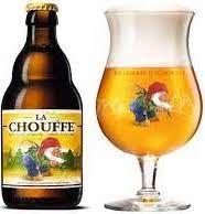 La chouffe Belgian Beer krat 24x33cl