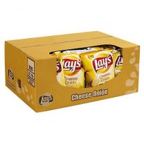 Lay's Chips Cheese-On Doos 20 x 40Gr