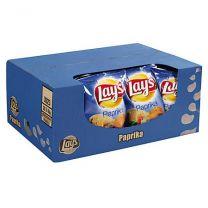 Lays Paprika Chips Doos 20x40Gram
