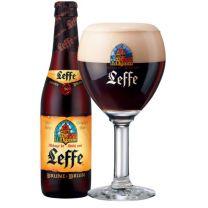 Leffe Bruin / dubbel bier